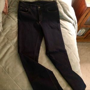 New Ann Taylor size 6 jeans. Curvy fit, boot cut.